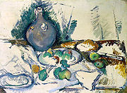 Paul Cézanne, Still Life With Water Jug, c. 1892-3.jpg