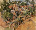 Paul Cézanne - Bibémus - BF218 - Barnes Foundation.jpg