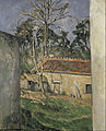 Paul Cézanne - Farmyard - Google Art Project.jpg