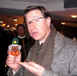 Paul Feig - Feig at a special Chicago Public Radio screening of Unaccompanied Minors in 2006
