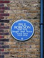 Paul Robeson 1898-1976 Singer and Actor lived here 1929-1930 (2).jpg