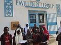 Pavillon de l'uranium au Musée BOUBOU HAMA de Niamey.jpg