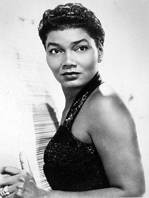 Pearl Bailey - Bailey c. 1960