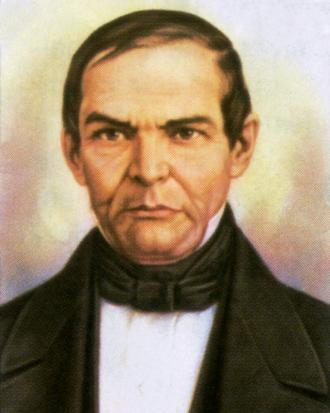 Pedro María de Anaya - Portrait of Pedro María de Anaya