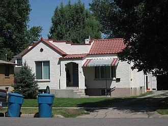Napoleon Dynamite - Pedro's house, located in Preston, Idaho.