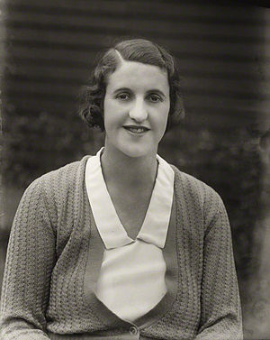 Peggy Michell - Image: Peggy Michell 1932