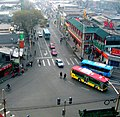 Peking 2003 - View from the Drum Tower - Blick vom Trommelturm - 北京2003 - 查看从鼓楼 - panoramio.jpg