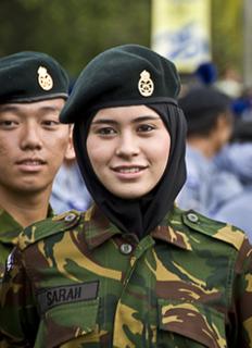 Sarah, Crown Princess of Brunei Bruneian royal
