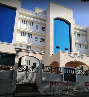 Perinthalmanna Town in Kerala, India
