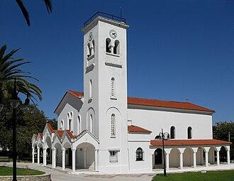 Petalidi - Church of Agios Nikolaos