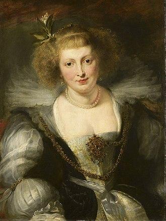 Helena Fourment - Image: Peter Paul Rubens Helena Fourment