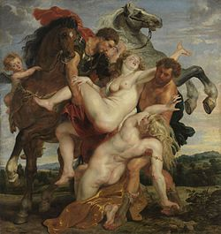 Peter Paul Rubens - The Rape of the Daughters of Leucippus.jpg