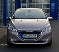 Peugeot 208 95 VTi Allure – Frontansicht, 28. April 2012, Ratingen.jpg