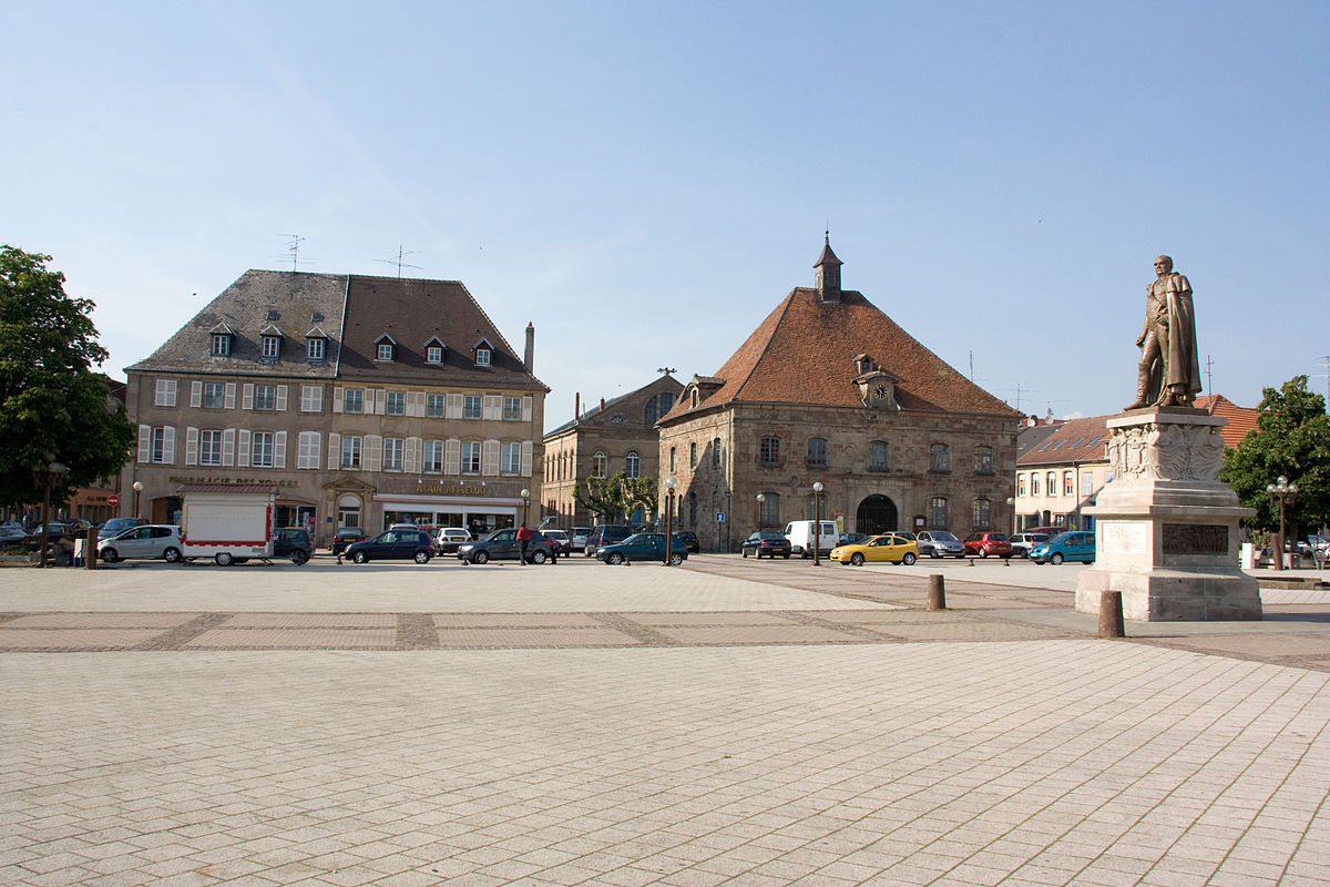 Helstroff City