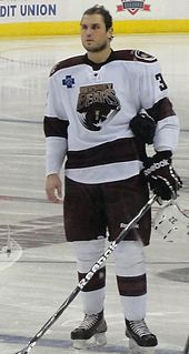 Phil Oreskovic Canadian ice hockey player