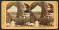 Phoebe's Arch, Palmer Lake, Colorado, U.S.A, from Robert N. Dennis collection of stereoscopic views 10.png