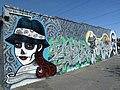 Phoenix, AZ, Calle 16 Art, Por Vida Gallery, W to E Lalo Cota, FYCE, KAPER, El Mac, Breeze, 2012 - panoramio.jpg