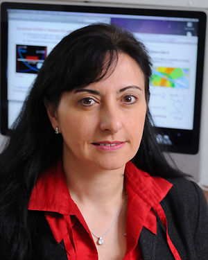 Marcela Carena - Image: Photo of Dr. Marcela Carena