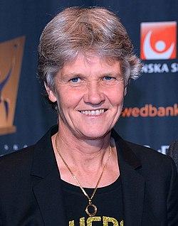 Pia Sundhage – Wikipedia