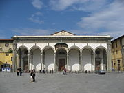 Piazza SS Annunziata Firenze Apr 2008 (17).JPG