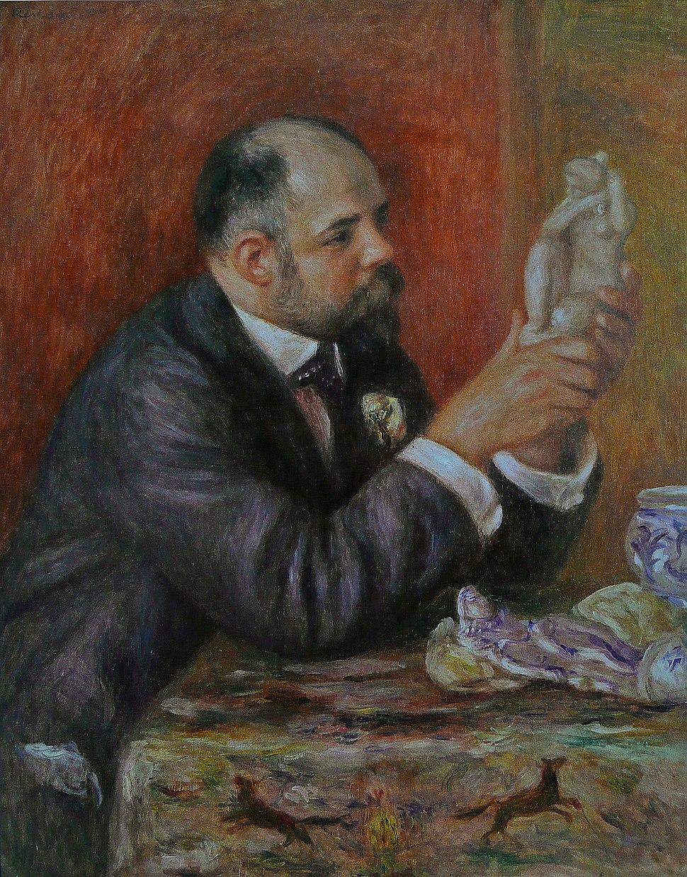 Pierre-Auguste Renoir - Ambroise Vollard