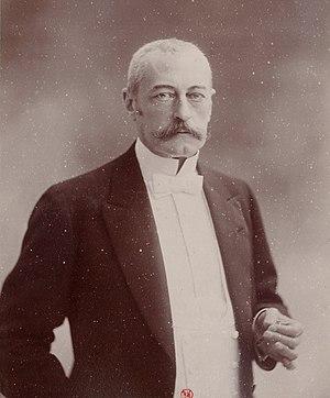Pierre Waldeck-Rousseau - Waldeck-Rousseau, photographed by Nadar