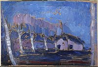 Piet Mondriaan - Night landscape II - 0332112 - Kunstmuseum Den Haag.jpg