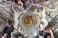 Pietro da cortona, Trionfo della Divina Provvidenza, 1632-39, Storia di Muzio scevola e il leone 02.JPG