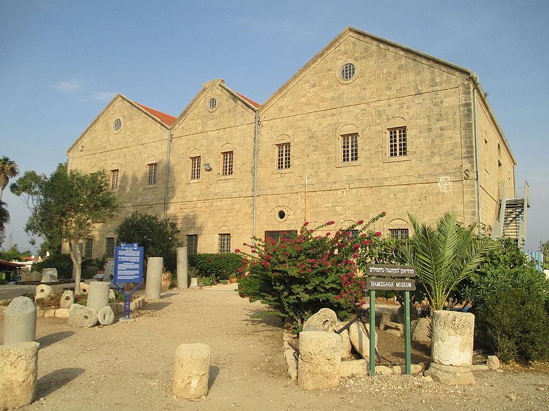 מוזיאון המזגגה בנחשולים