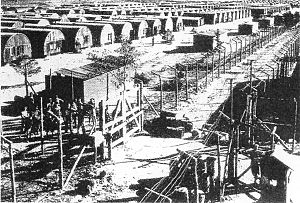 Cyprus internment camps - Cyprus winter camp