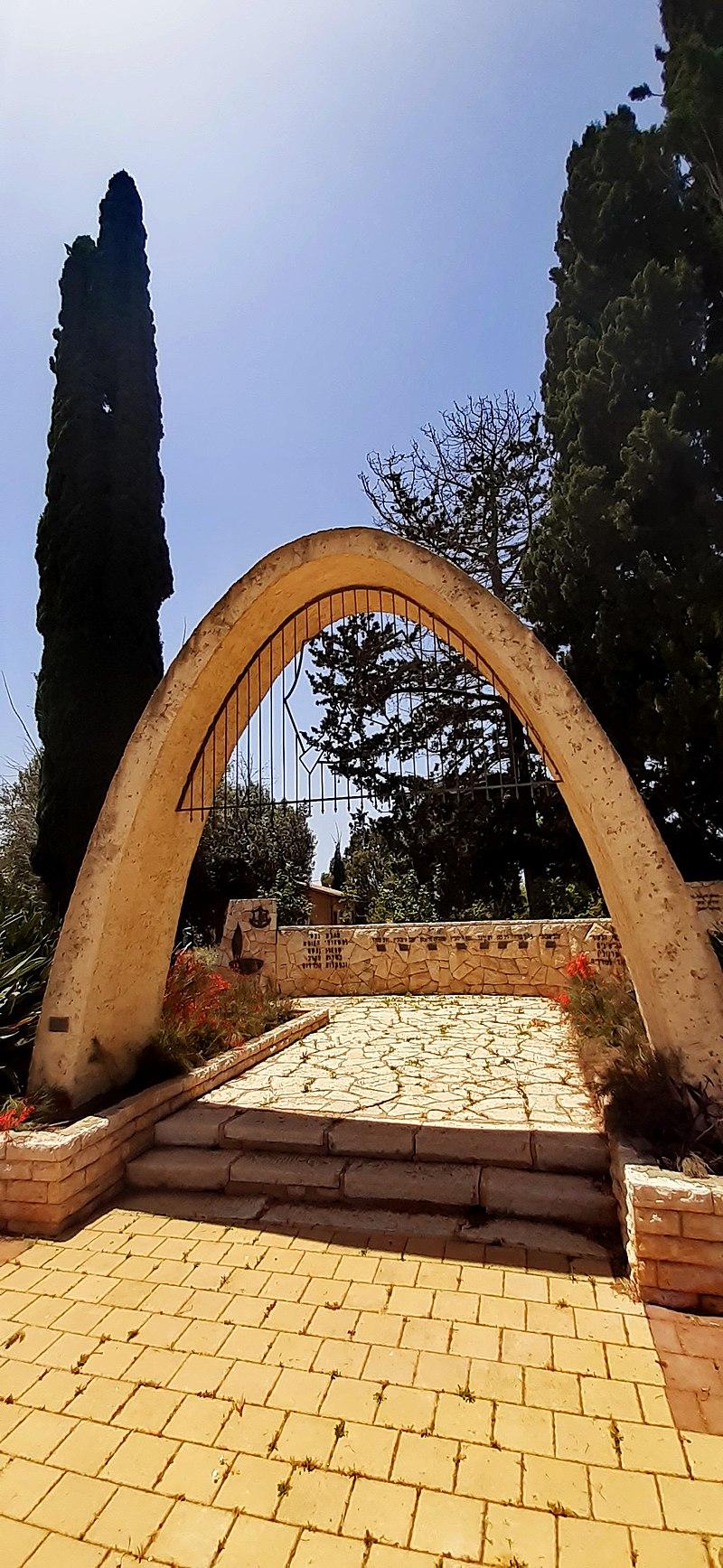 אנדרטה לזכר האצל בנורדיה