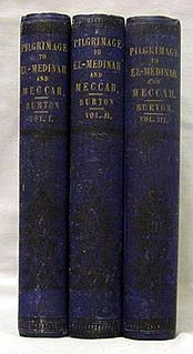 Richard Francis Burton bibliography Wikipedia bibliography