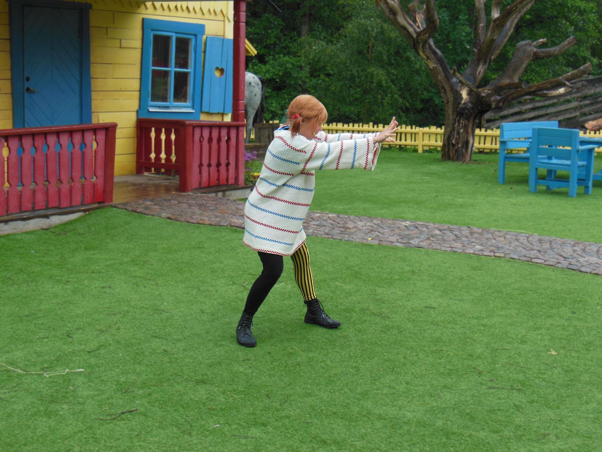 Pippi Långstrump, Astrid Lindgrens Värld 2014.jpg