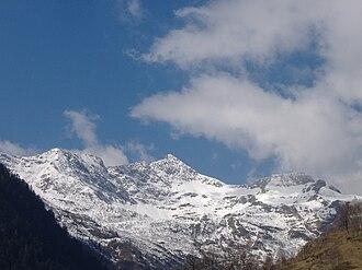 Lugano Prealps - Pizzo di Gino