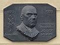 Plaque Josef Klein, Rustengasse 3, Vienna.jpg