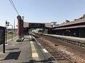 Platform of Bungo-Mori Station 10.jpg