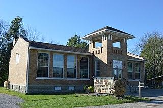 Pleasant Plain, Ohio Village in Ohio, United States