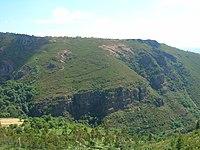 Plegamiento de Campodola Leixazós en la Sierra do Caurel.JPG