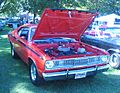 Plymouth Duster (Auto classique Salaberry-De-Valleyfield '11).JPG
