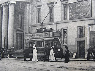 Tramways in Plymouth