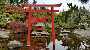 Point Defiance Park - Japanese Garden at Point Defiance Park