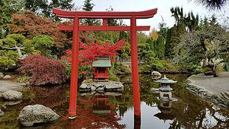 Point Defiance Park - Japanese Garden at Point Defiance Park