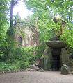 Poland Arkadia Temple of Diana 008 Grota Sybilli.jpg