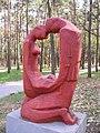 Poland Mielec Sculpture 'Rodzina' Front.jpg