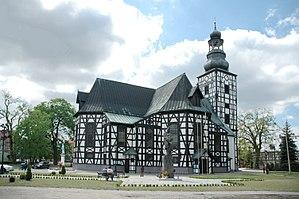 Milicz - St Andrew Bobola Church