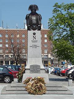 Napoleon Bonaparte Monument (Warsaw)