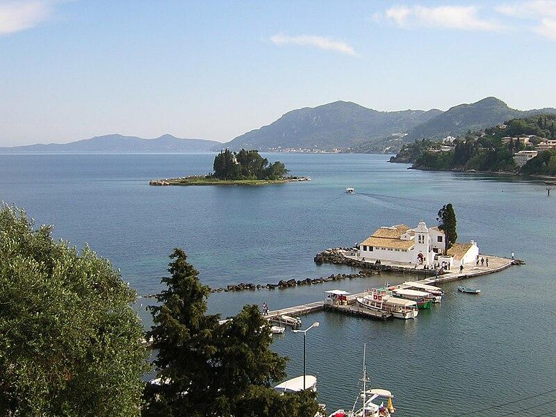 Korfu Adası Tatili