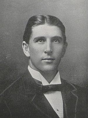 Pop Golden - Golden pictured in La Vie 1920, Penn State yearbook