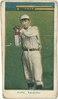 Pope, Raleigh Team, baseball card portrait LCCN2007683806.tif