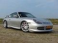 Porsche GT3 at Maasvlakt Beach (9293430621).jpg